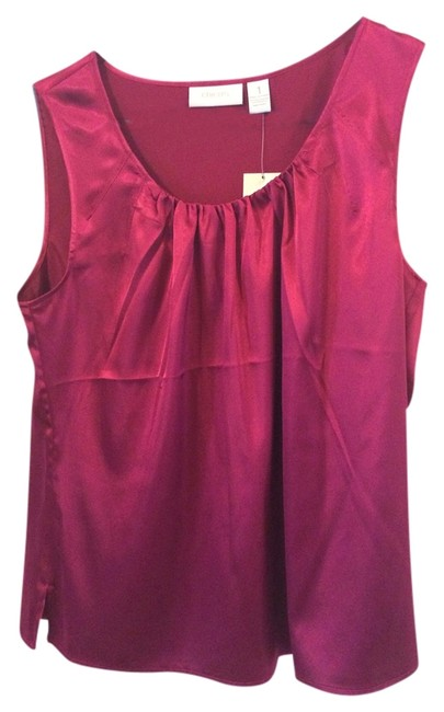Preload https://item1.tradesy.com/images/chico-s-pink-blouse-size-10-m-685320-0-0.jpg?width=400&height=650