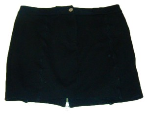 T by Alexander Wang Mini Skirt Black