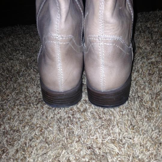Kenneth Cole Reaction Tan, Nude, Khaki, Light Brown Boots