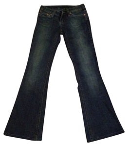 Refuge Jeans Boot Cut Jeans-Medium Wash