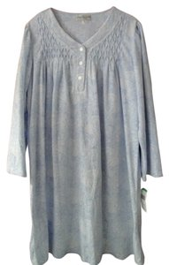 Miss Elaine Nightgown Fleece Nightgown Tunic