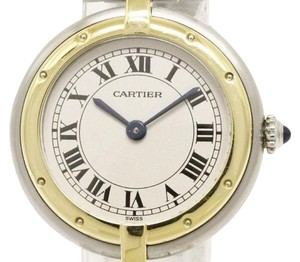Cartier CARTIER Panthere 18K Steel Quartz Ladies Watch