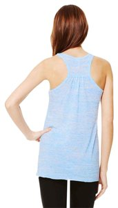 Bella Flowy Flowy Racer Back Top BLUE MARBLE