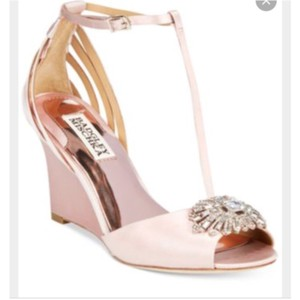 Badgley Mischka Wedding Shoes