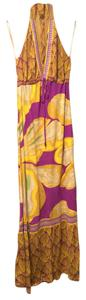 Multi Color Maxi Dress by Hale Bob