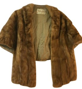 Other Vintage Fur Mink Cape