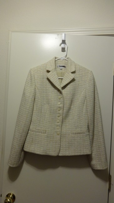 Dress Barn Skirt and Jacket Suit Set