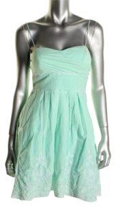 Speechless short dress Mint on Tradesy