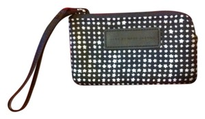 Marc Jacobs Wristlet in Black/White Stars