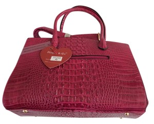 Other Satchel in Raspberry