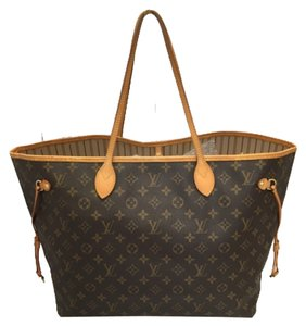 Louis Vuitton Gm Neverfull Monogram Tote