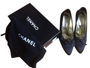 Chanel Heels Heels black Formal