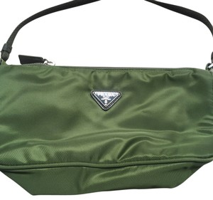 Prada Satchel in Green