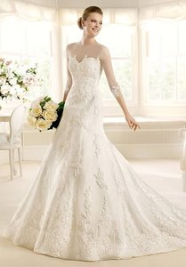 La Sposa Mayo Wedding Dress