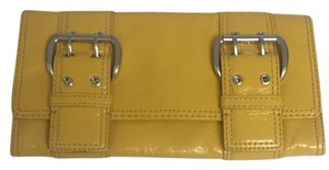 MICHAEL Michael Kors Yellow Clutch
