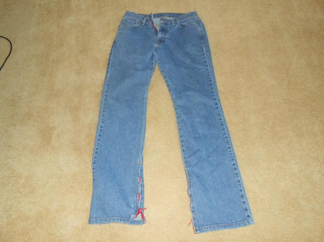Polo Ralph Lauren Boot Cut Jeans-Medium Wash