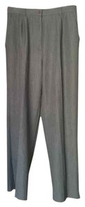 Dialogue Straight Pants gray