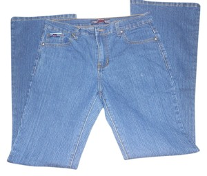 Last in First out Boot Cut Jeans-Medium Wash