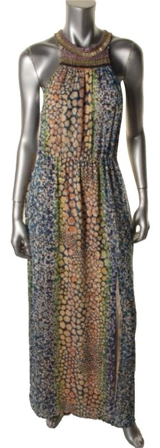 Item - Blue Style Number: C23241711 Long Casual Maxi Dress Size 4 (S)