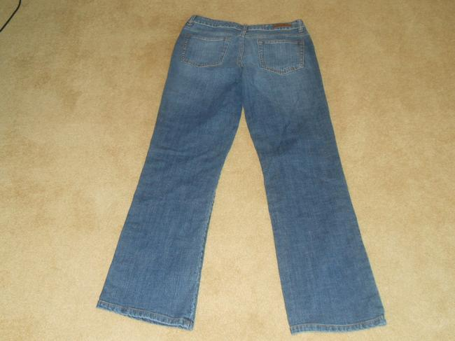 Taylor Marcs Boot Cut Jeans-Medium Wash