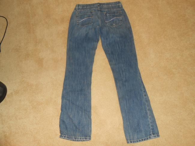 Other Straight Leg Jeans-Medium Wash