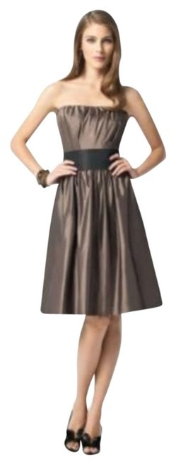 Preload https://img-static.tradesy.com/item/687430/dessy-brown-2836-mid-length-night-out-dress-size-6-s-0-0-650-650.jpg