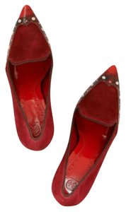 Tory Burch Tory Red Pumps
