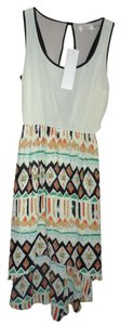 Maxi Dress by Grifflin Paris Hi Lo