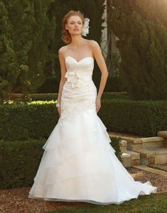 Casablanca 2043 Wedding Dress