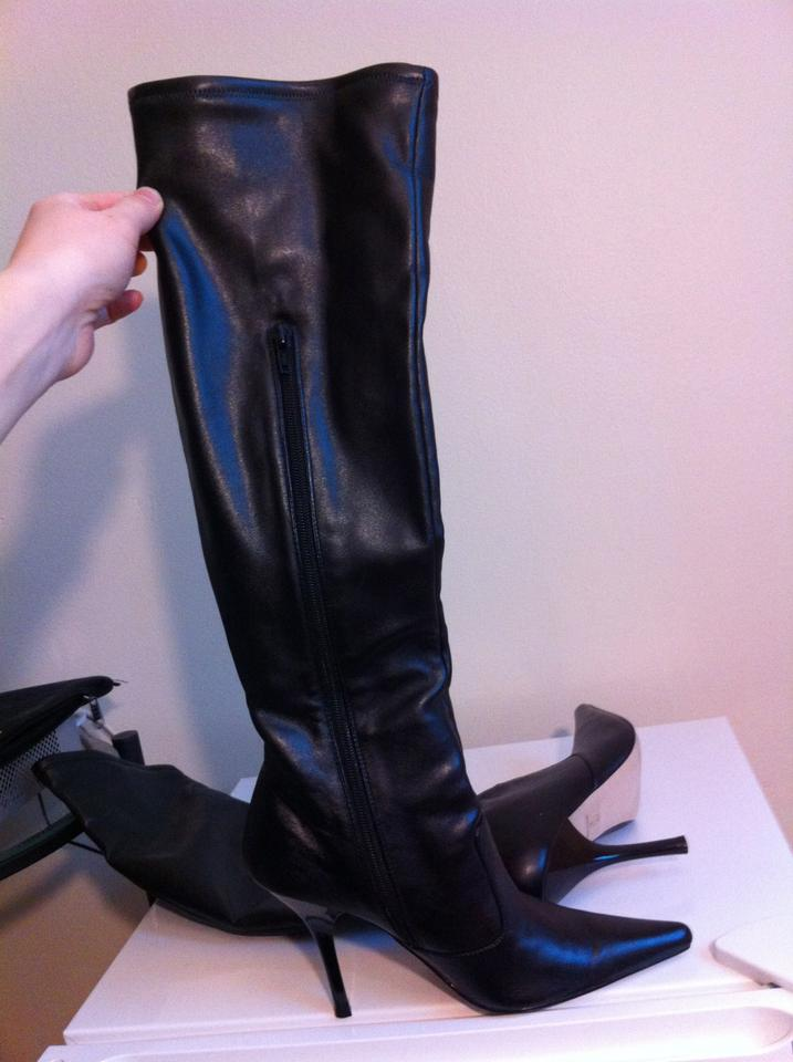 Fredericks Of Hollywood Black Boots Frederick S Of