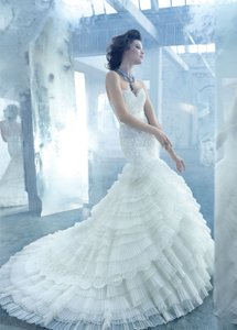 Lazaro Lz3308 Wedding Dress