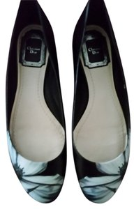 Dior New Trendy Christian Dior Black Flats