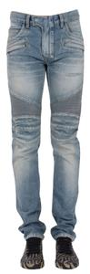 Balmain Skinny Jeans-Light Wash