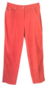 Chadwicks Straight Pants orange