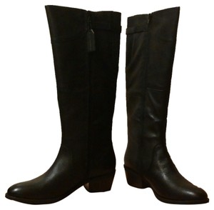 Vagabond Knee High Festival Fall Autumn Winter Date Night Night Out Black Boots