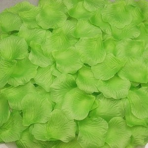 Apple Green 1000x Rose Petal - 22 More Colors Available Flower Girl Basket
