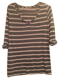 A Pea In The Pod A Pea in the Pod Striped Maternity top