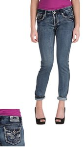 Hydraulic Jeggings-Medium Wash