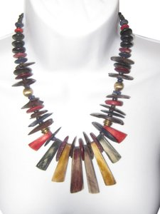 Other Mix material's , hand made neckleses.