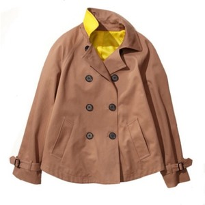 Gap Cape Trench Came Trench Trench Coat