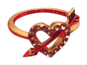 Juicy Couture Juicy Couture Heart & Arrow Ring