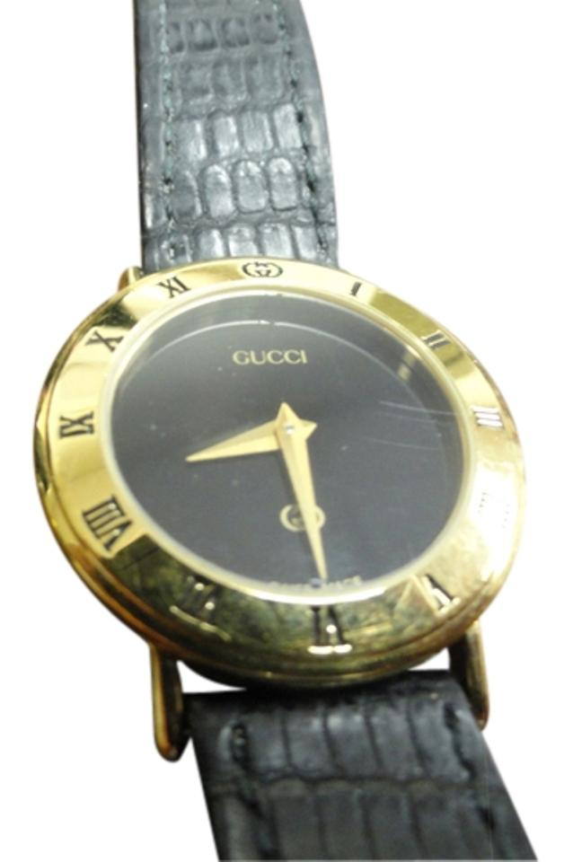 ecb84e0fa Gucci Timeless Vintage Gucci Women's Watch Jeweler Verified Authentic Swiss  Made Accurate Time Image 0 ...