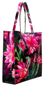 Ted Baker 5054314904351 Nwt Black Tote in Floral