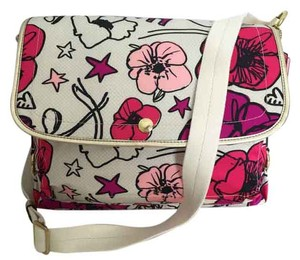Coach Kyra Floral Cross Body Bag