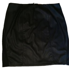Ellen Tracy Mini Skirt Black