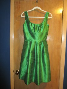 Alfred Sung Green Other D447 Vintage Bridesmaid/Mob Dress Size 4 (S)
