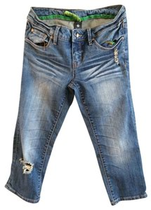 Refuge Jeans Capri/Cropped Denim