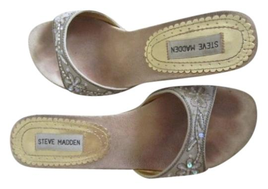 Steve Madden Neutral Sandals