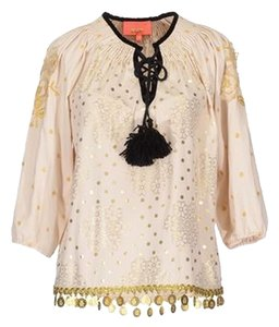 Manoush New Never Worn Top Beige