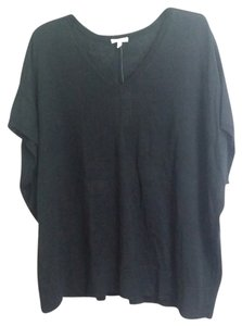 Eileen Fisher V-neck Solid 3x Knit Sweater